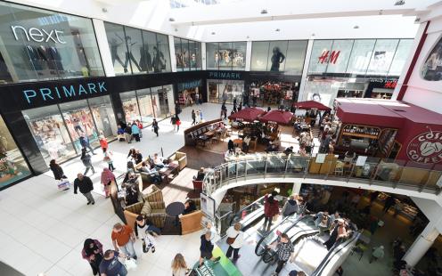 Blackburn Mall