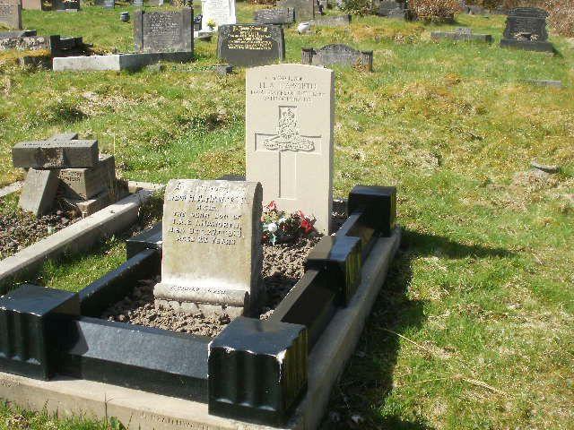 Darwen Cemetery adopted grave