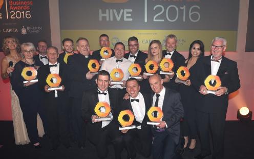 Hive Awards 2016 - Winners