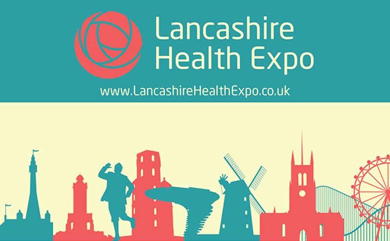 Lancashire Health Expo logo