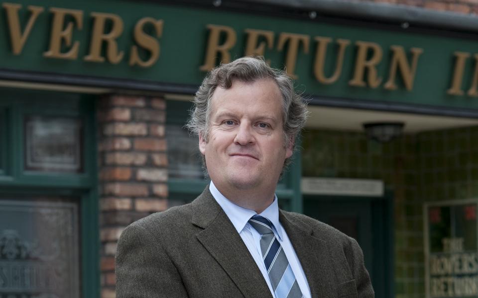 Peter Gun aka Brian Packham © ITV