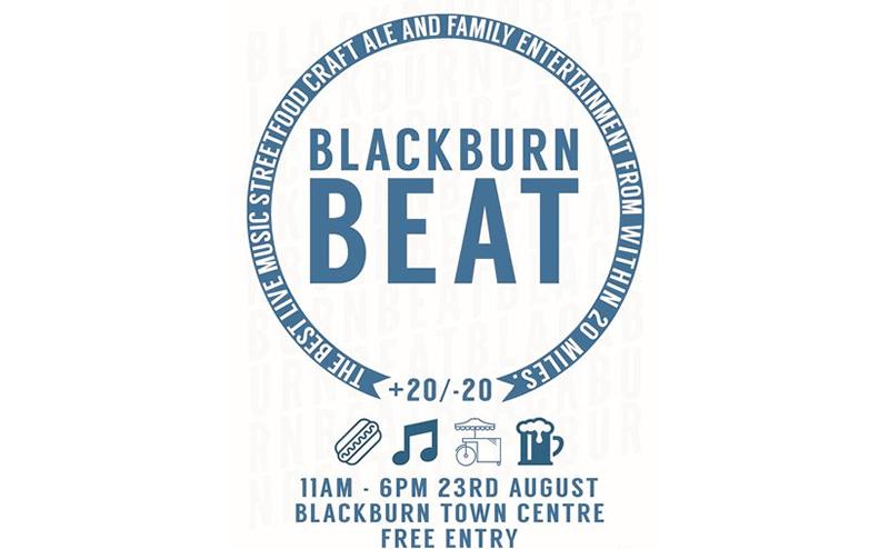 Blackburn Beat logo