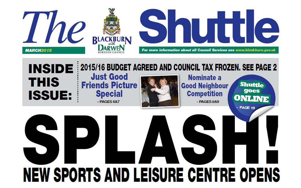 Shuttle March 2015
