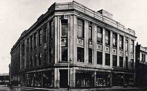 Blackburn Library