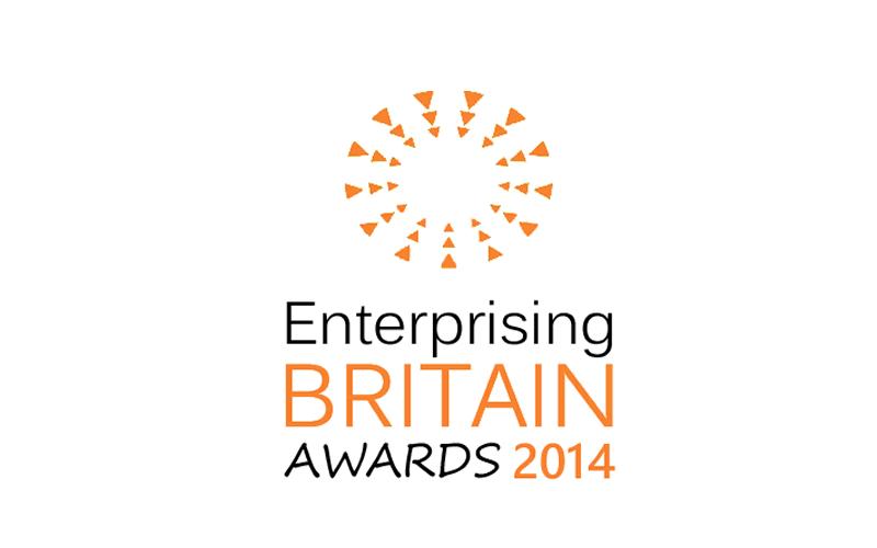 Enterprising Britain Awards 2014 Logo