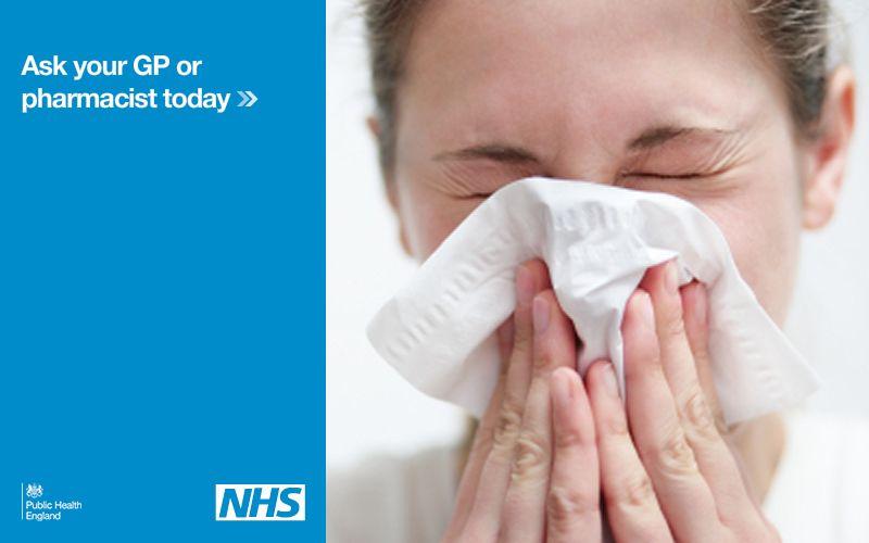 Get a flu jab